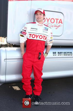 Jackson Rathbone - 2013 Toyota Pro/Celebrity Race at Long Beach - Los Angeles, California, United States - Tuesday 9th April...