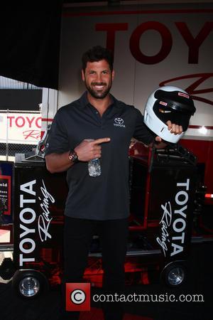 Maksim Chmerkovskiy - 2013 Toyota Pro/Celebrity Race at Long Beach - Los Angeles, California, United States - Tuesday 9th April...