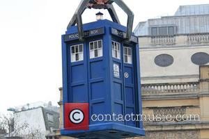 Doctor Who, Trafalgar Square