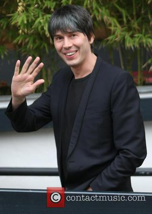 Brian Cox - Celebrities outside the ITV Studios - London, United Kingdom - Wednesday 10th April 2013