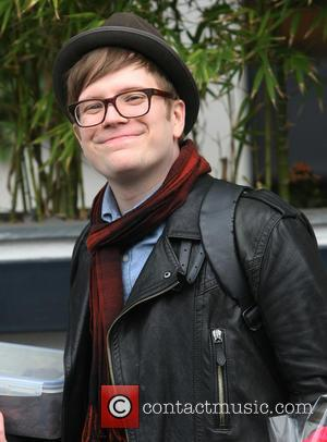 Patrick Stump - Celebrities outside the ITV Studios - London, United Kingdom - Wednesday 10th April 2013