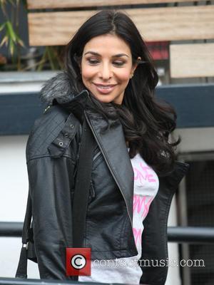Shobna Gulati - Celebrities at the ITV studios - London, United Kingdom - Wednesday 10th April 2013