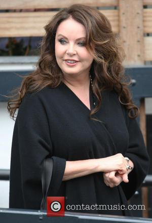 Sarah Brightman - Celebrities outside the ITV Studios - London, United Kingdom - Wednesday 10th April 2013