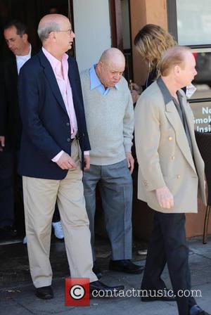 Jerry Seinfeld and Don Rickles