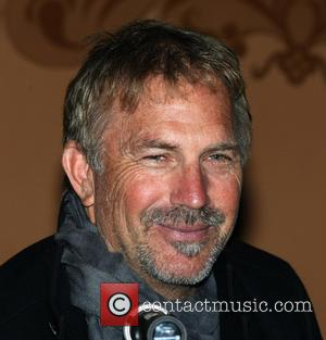 Kevin Costner - Kevin Costner attends a press conference for his band 'Kevin Costner & Modern West' at Metropol Moscow...
