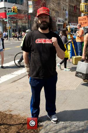 Judah Friedlander - Celebrities are seen out and about  in Manhattan - New York, New York, United States -...