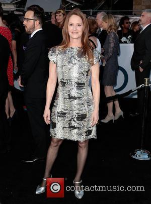 Melissa Leo - Celebrities attend Los Angeles premiere of 'Oblivion' at The Dolby Theatre. - Hollywood, CA, United States -...