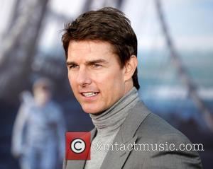 Tom Cruise - The Los Angeles premiere of 'Oblivion' at...