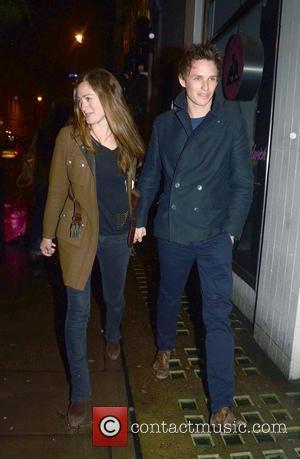 Eddie Redmayne and Girlfriend Hannah Bagshawe