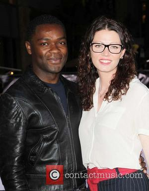 David Oyelowo and Jessica Oyelowo - Celebrities attend Los Angeles premiere of 'Oblivion' at The Dolby Theatre - Hollywood, California,...