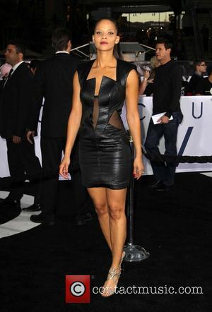 Denise Vasi - Celebrities attend Los Angeles premiere of 'Oblivion' at The Dolby Theatre - Hollywood, California, United States -...