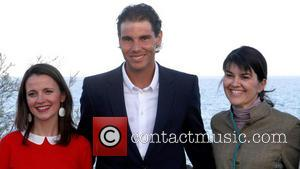 Rafael Nadal - Tennis player Rafael Nadal at a media presentation - Palma de Mallorca, Majorca, Spain - Wednesday 10th...