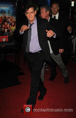 Charlie Sheen - Los Angeles premiere of 'Scary Movie 5' - CA, United States - Wednesday 10th April 2013
