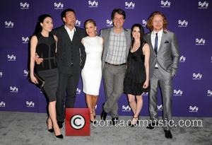 Jaime Murray, Grant Bowler, Julie Benz, Kevin Murphy, Mia Kirshner and Tony Curran