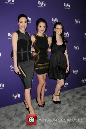 Jaime Murray, Mia Kirshner and Stephanie Leonidas