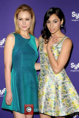 Meaghan Rath and Kristen Hager