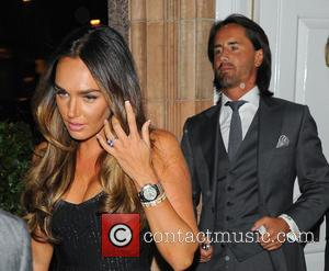 Tamara Ecclestone and Jay Rutland - Tamara Ecclestone and fiance Jay Rutland at Harry Bar - London, United Kingdom -...