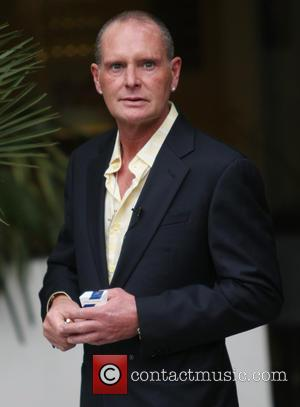 Paul Gascoigne Escapes Injury In Golf Buggy Crash