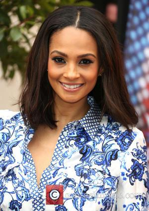 Alesha Dixon Gave Birth Last Week - It's A Girl!