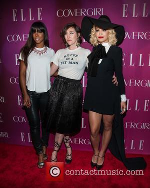 Kelly Rowland, Martha Wainwright and Rita Ora