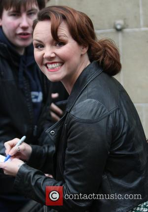 Charlie Brooks - Celebrities at the ITV studios - London, United Kingdom - Thursday 11th April 2013