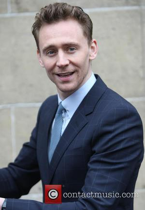 Tom Hiddleston - Celebrities at the ITV studios - London, United Kingdom - Thursday 11th April 2013