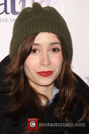 Cristin Milioti - Celebrities attend the opening night of 'Matilda The Musical' at the Shubert Theatre-Arrivals - New York City,...