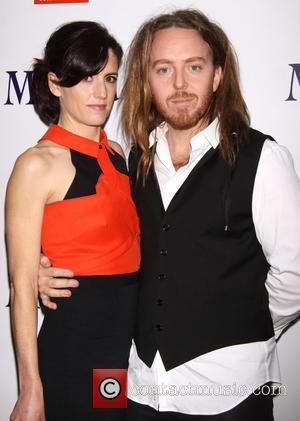 Sarah Minchin and Tim Minchin