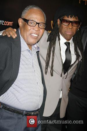Nile Rodgers and Sam Moore