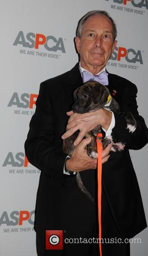Michael Bloomberg - 16th Annual ASPCA Bergh Ball at The Plaza Hotel - New York, NY, United States - Thursday...