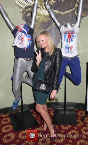 Emma Bunton - Holly Willoughby , Emma Bunton , Heidi Range and Boy George, enjoyed an night out at Viva...
