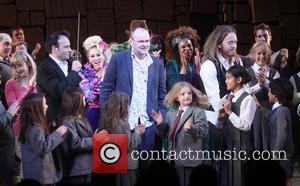 Lauren Ward, Lesli Margherita, Gabriel Ebert, Karen Aldridge, Tim Minchin and Cast Of Matilda