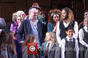 Lesli Margherita, Karen Aldridge, Tim Minchin and Cast Of Matilda