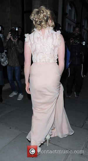 Brooke Kinsella - My Beautiful Ball Fundraiser event held at The Landmark Hotel - Outsde Arrivals - London, United Kingdom...