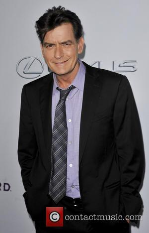 Charlie Sheen - Scary Movie 5 Premiere