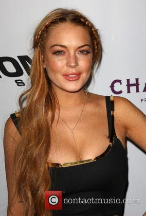 Lindsay Lohan Packing For Rehab