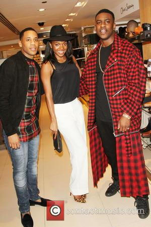 Reggie Yates, Jessye B and Skepta