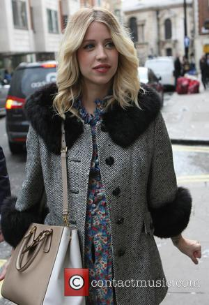 Peaches Geldof - Celebrities at the Art Galleries Europe in London - London, United Kingdom - Friday 12th April 2013