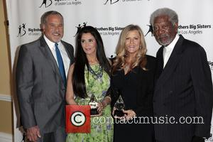 Howard Bragman, Barbara Lazaroff, Lori Mccreary and Morgan Freeman