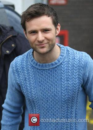 Harry Judd - Harry Judd at the ITV studios - London, United Kingdom - Friday 12th April 2013