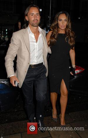 Jay Rutland and Tamara Ecclestone
