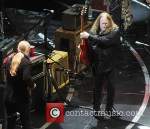 Madison Square Garden, The Allman Brothers Band, Eric Clapton, Crossroads Guitar Festival