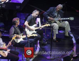 Eric Clapton Introduces Star Line-Up To His Fourth Crossroads Guitar Festival (Photos)