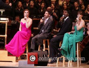 Jennifer Laura Thompson, Jeremy Jordan, Norm Lewis and Julia Murney - The New York Pops Concert The Wizard and I:...