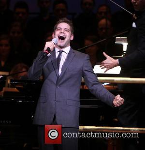 Jeremy Jordan - The New York Pops Concert The Wizard and I: The Musical Journey of Stephen Schwartz held at...