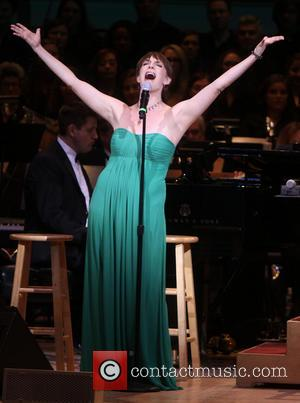 Julia Murney - The New York Pops Concert The Wizard and I: The Musical Journey of Stephen Schwartz held at...