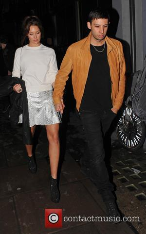 Example - Millie Mackintosh and Professor Green engagement party at Groucho club in Soho - London, United Kingdom - Friday...