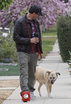 Jon Hamm and Cora