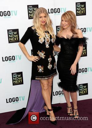 Fergie Aka Stacy Ferguson and Kylie Minogue