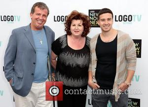 Uncle Nino, Paula Guadagnino and Vinny Guadagnino - 6th Annual Logo 'NewNowNext Awards' at the Fonda Theatre - Arrivals -...